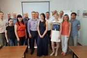 Корпоративный тренинг в компании ЛюксВода г. Челябинск